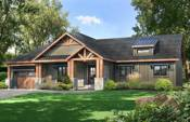 Timber Ranch Floor Plans