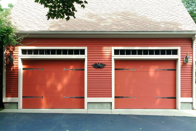 acorn garage door hardware
