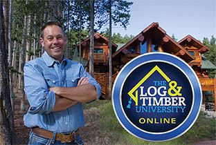The Log and Timber University Online
